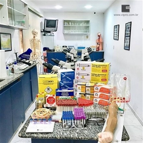 Nosso Laboratório